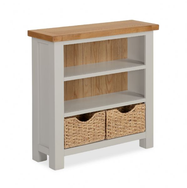 Country Low Bookcase